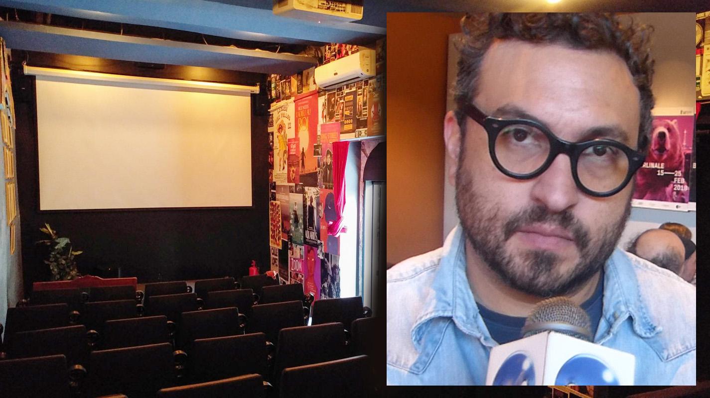 La Casa del Cine MX y Ruizpalacios