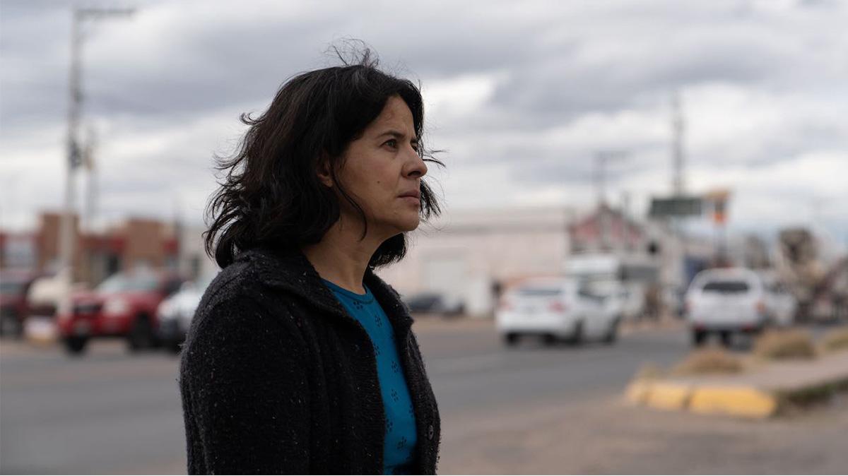 """Arcelia Ramírez, en """"La civil"""""""