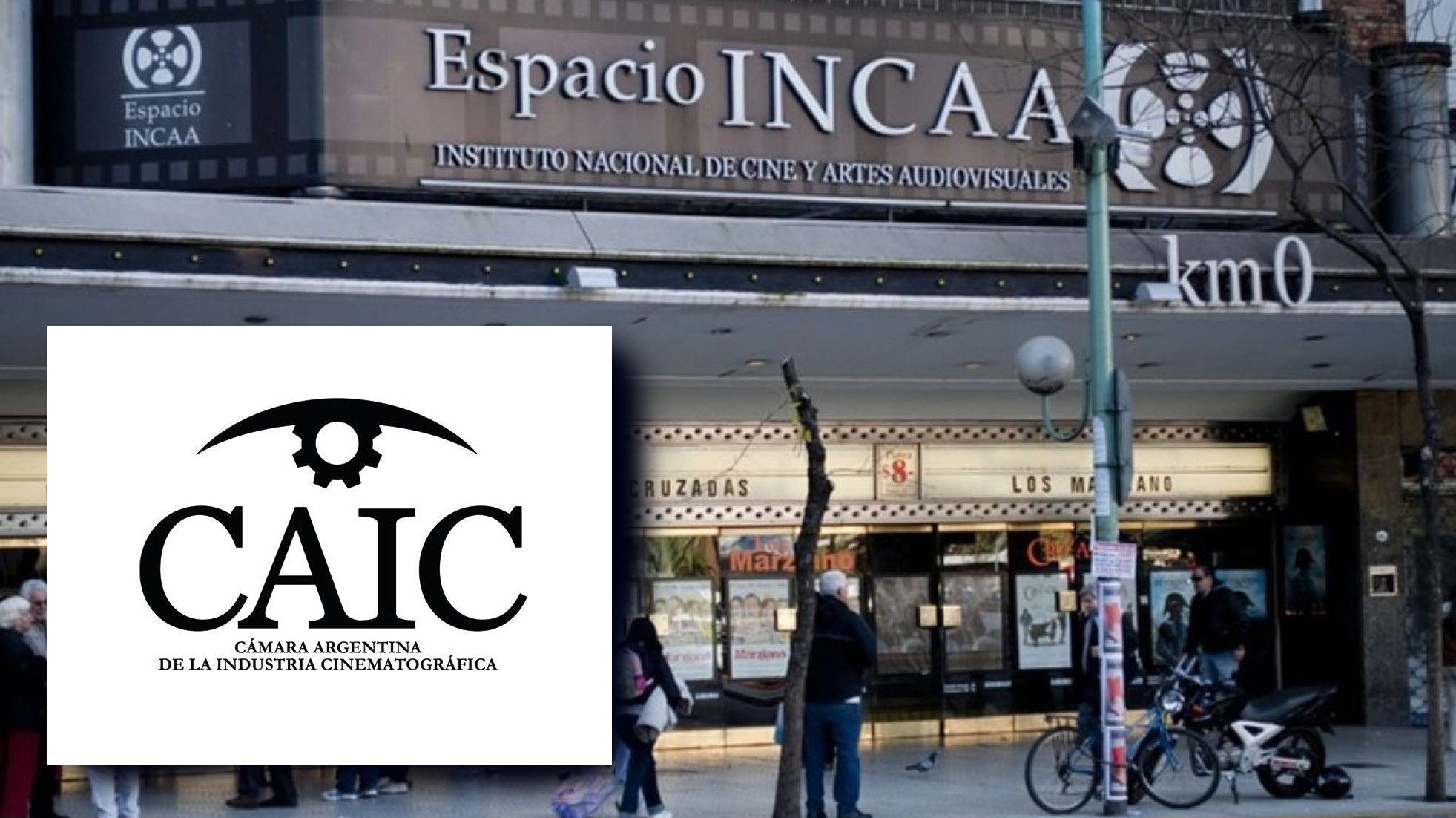 Final de independencia recaudadora del INCAA acabaría con ayudas al cine
