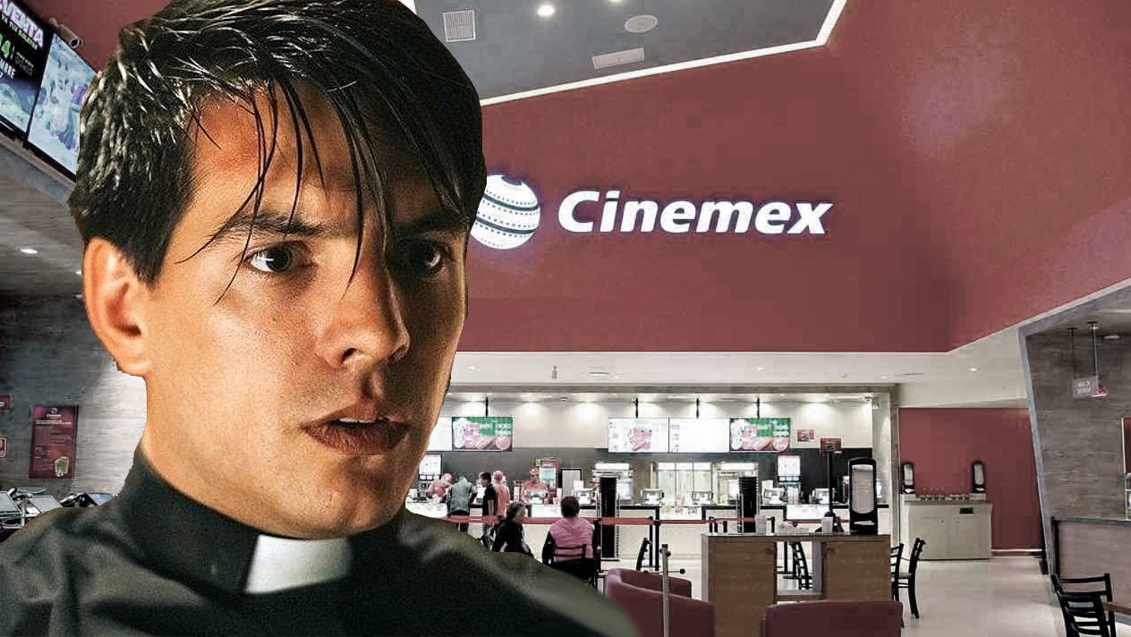 Vadhir Derbez reabre salas de Cinemex