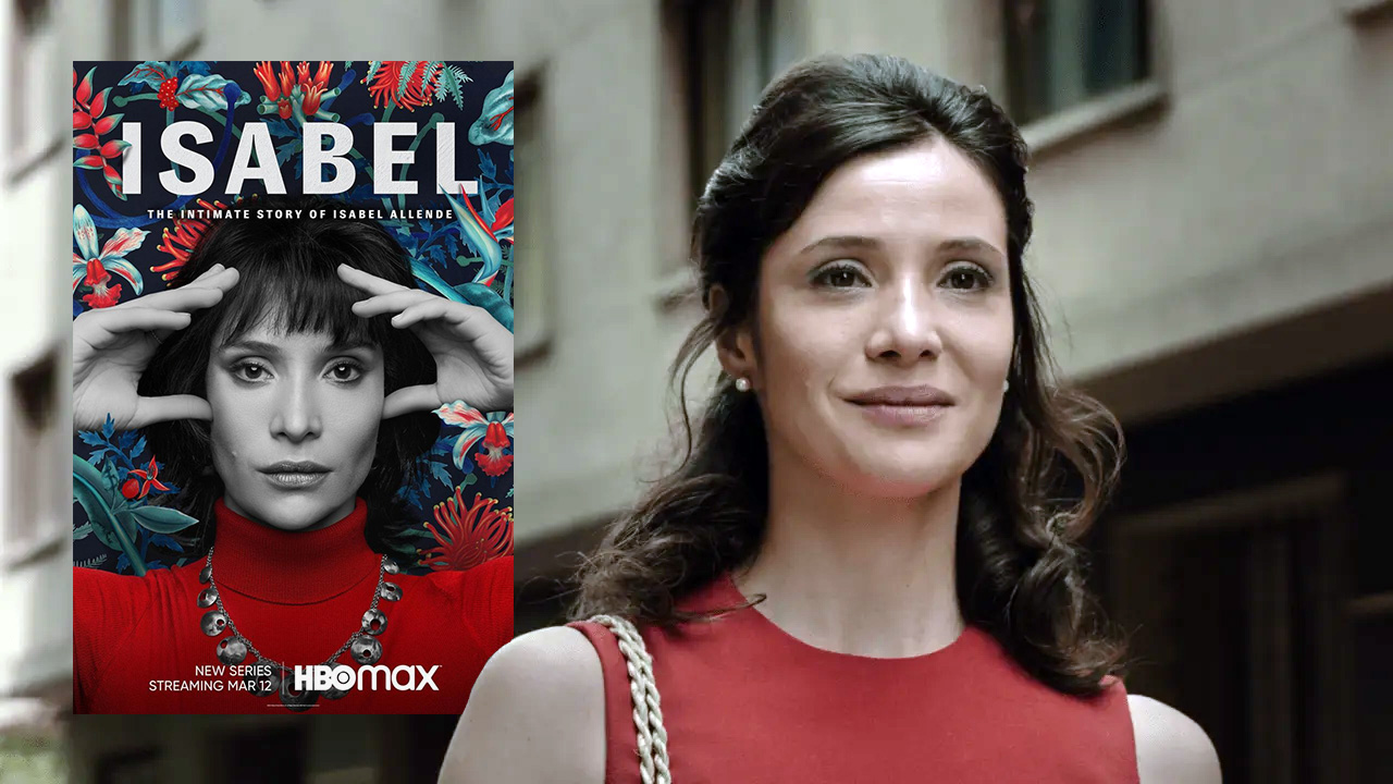 """Isabel: La historia íntima de la escritora Isabel Allende"""