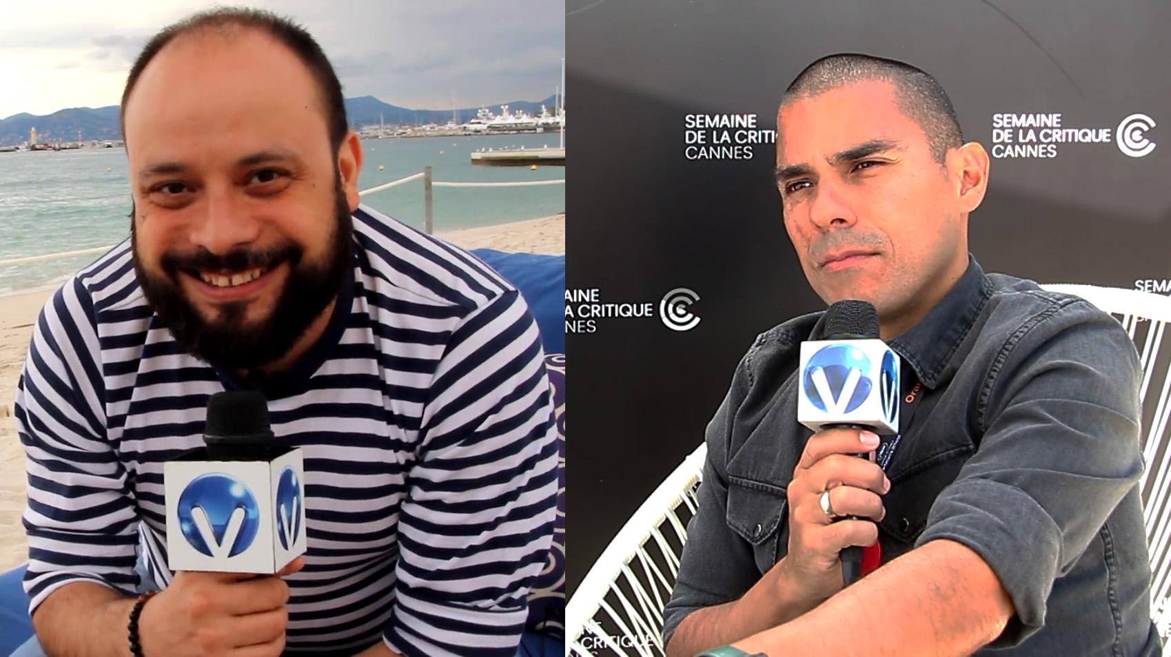 César Díaz y Gustavo Rondón