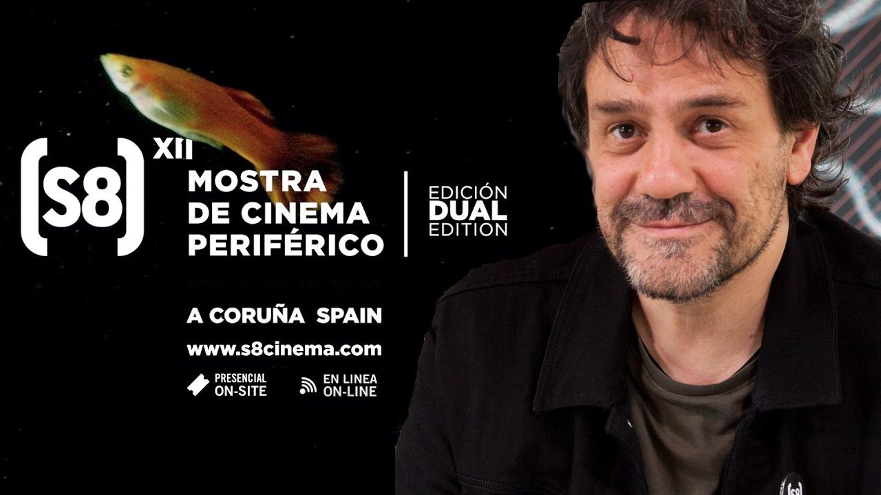 Ángel Rueda, director y fundador del (S8)