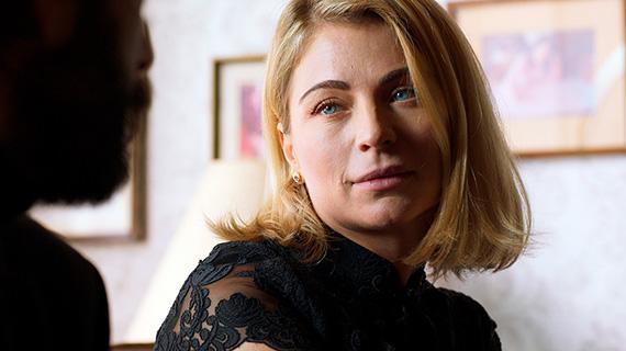 """Ludwika Paleta habla sobre el estreno de """"Amores modernos"""""""