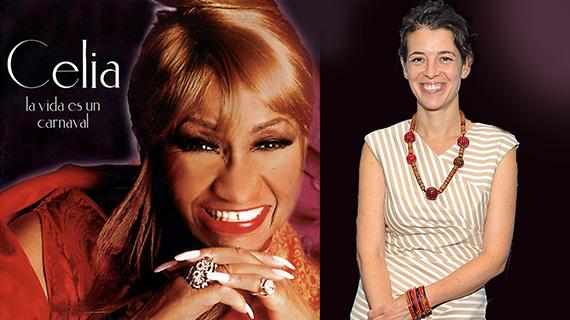 Quiara Alegría Hudes y el tema de Celia Cruz