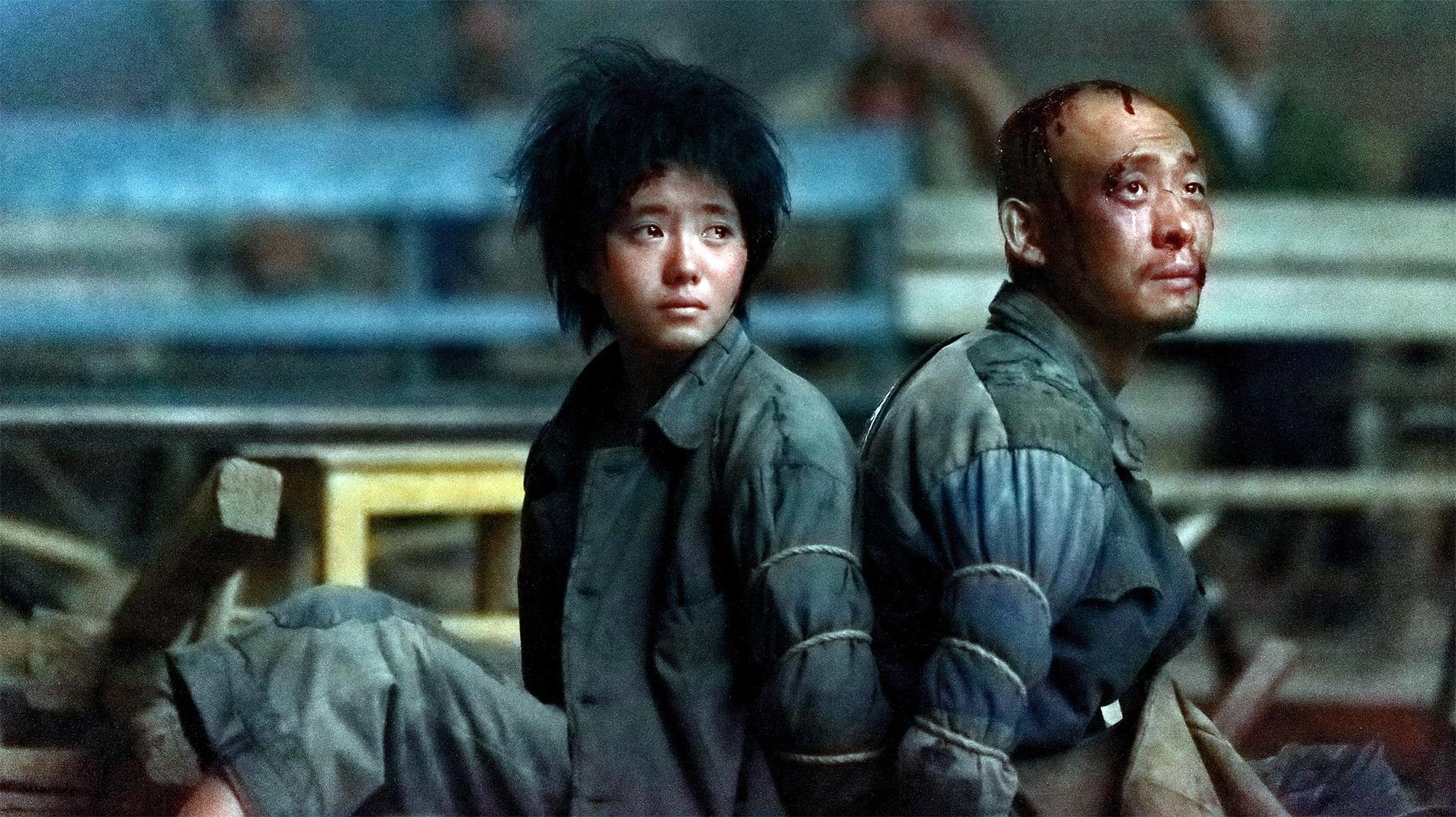 """""""Yi miao zhong"""" (Un segundo), de Zhang Yimou"""
