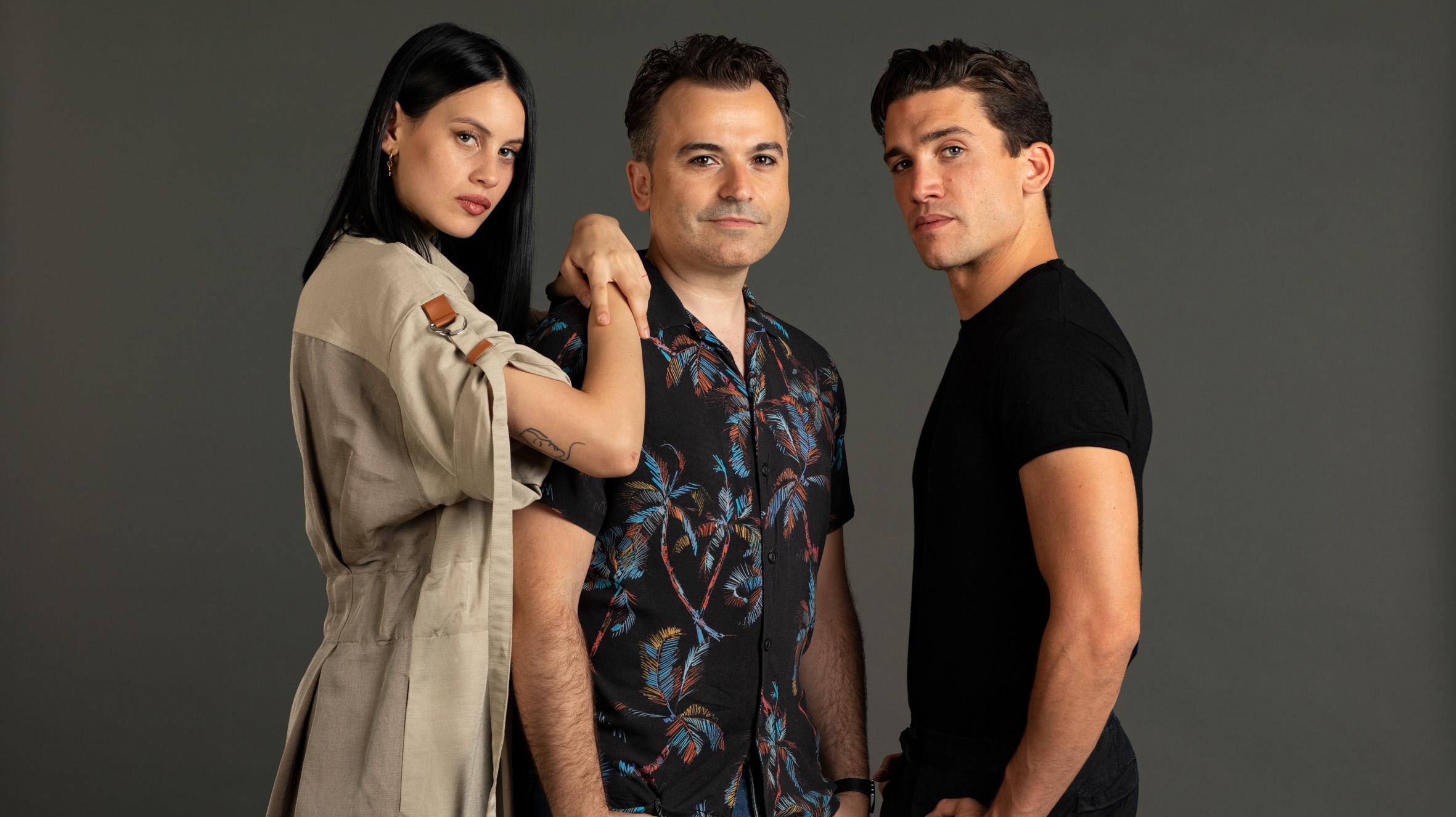 Smit, Stein y Lorente