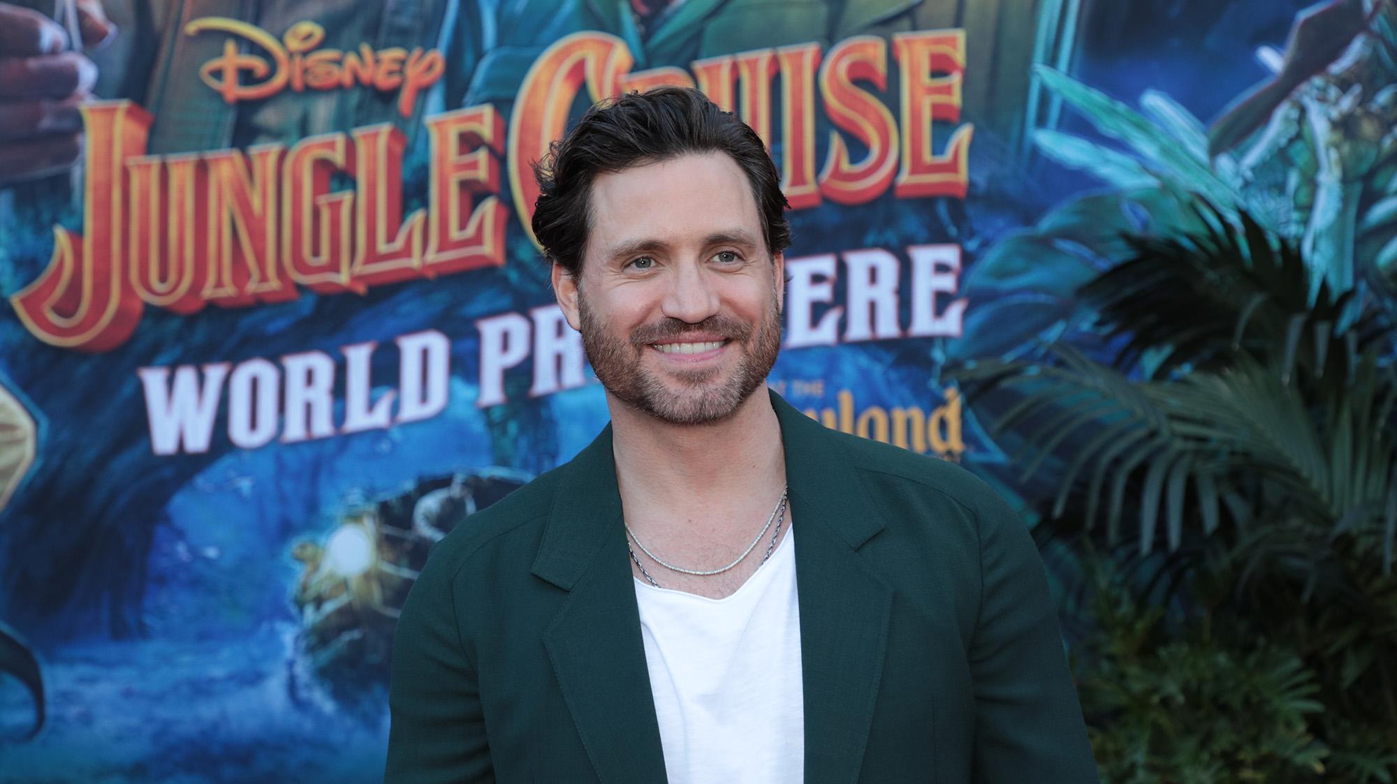 Edgar Ramírez (Disney)