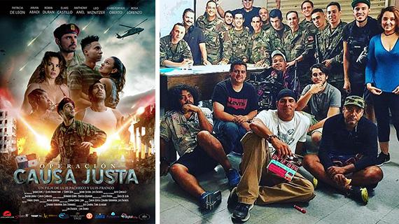 """""""Operación Causa Justa"""""""