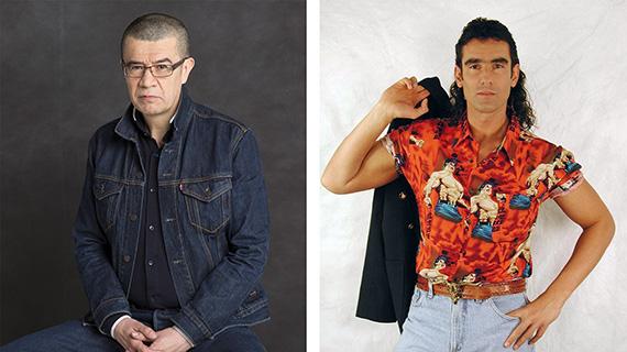 """Dago García y """"Pedro el escamoso"""""""