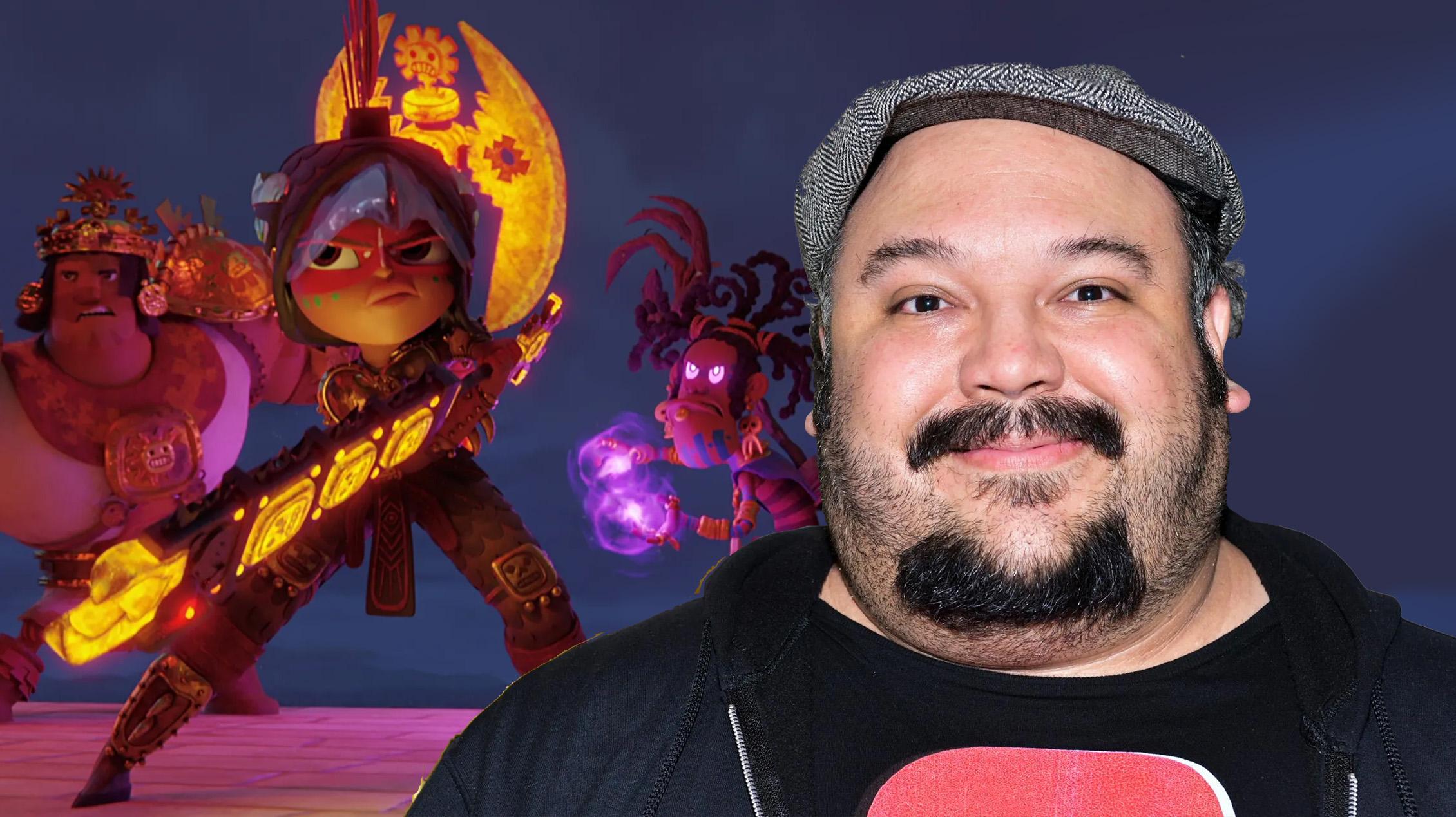 """Gutiérrez y """"Maya and the Three"""""""