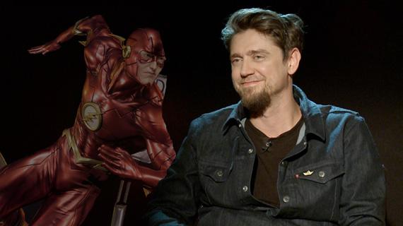 """Andy Muschietti  no renuncia a """"The Flash"""""""